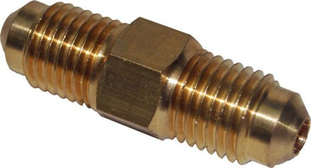 "Hoses Connector 1/4 X 1/4"" Sae"