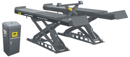 MM Superlift 5000 SC - scissor lift for wheel alignment, load capacity 5500kg
