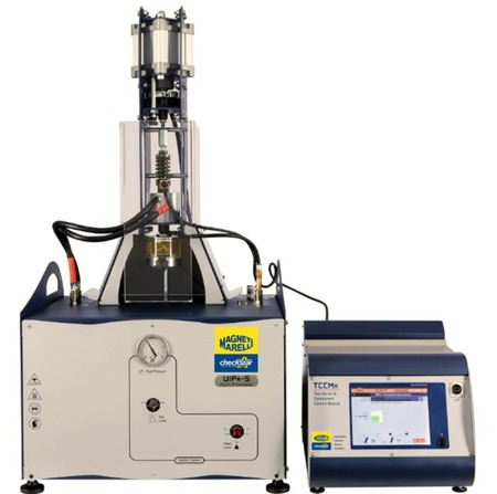 TESTING & FLUSHING STANDALONE BENCH FOR 1 EUI/EUP DIESEL INJECTOR