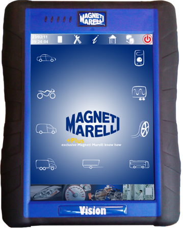 Tester Magneti Marelli Vision (Without Licence)