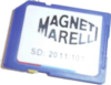 Sd Card For Magneti Marelli Smart