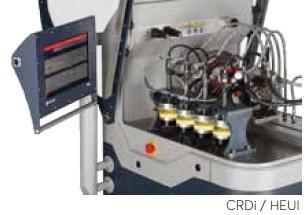 MTBR / E - Banc compact de testat injectoare si pompe