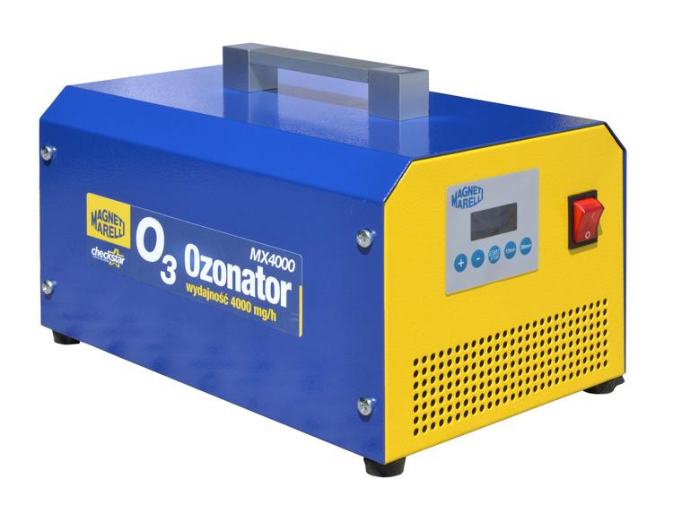 Ozonator M-MX4000 | aer condiționat \ Accesorii și unelte de aer  condiționat aer condiționat \ Accesorii și unelte de aer condiționat aer  condiționat \ Accesorii și unelte de aer condiționat | Tytuł