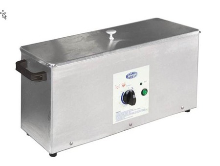 Ultrasonic bath MU-40 capacity 4l dimensions of the washing chamber 480x115x70 mm